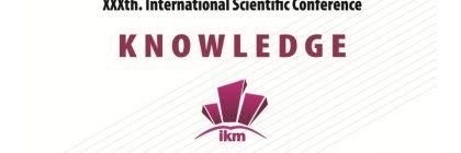 XXX IKM Conference